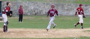 Freshman Matt Rich scored two Rockport runs