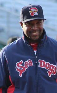 Manager Billy McMillon