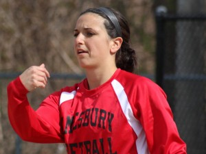 Amanda Schell (3 hits and 2 rbi)