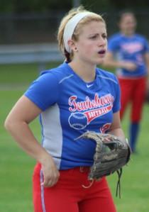 Brooke Hardy (three hits,three runs, one RBI)