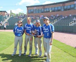 runnerup Georgetown Royals