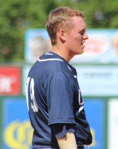 Brandon Bursey (2 hits and 2 rbi)