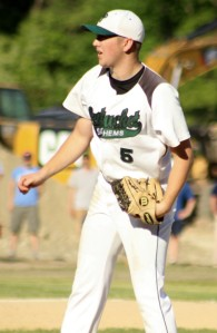 Ryan Kuchar pitched a 2-hit, complete game for the Sachems