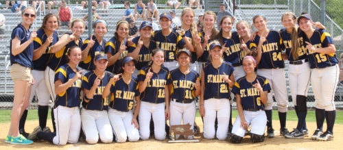 St. Marys (2014 D3 North champs)