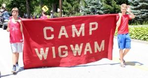 hp camp wigwam