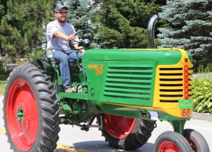 hp tractor brian friend