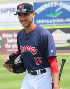 Derrik Gibson back after short time with Pawtucket