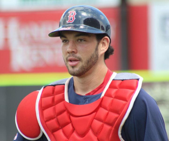 Blake Swihart was the Portland catcher today.  How much longer?