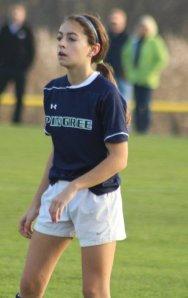 freshman Hannah Lejeune