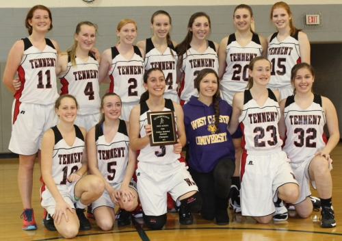 William Tennent - 2014 Quakertown Holiday Tournament champs