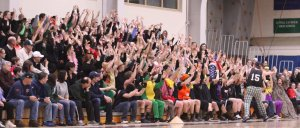 Pentucket student section (active and appropriate)