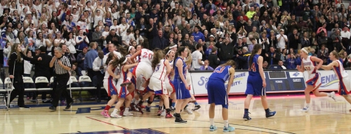 Londonderry begins to celebrate a second straight title