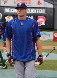 Brandon Nimmo - 1st round Mets pick in 2011