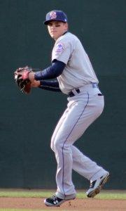 Shortstop Gavin Cecchini