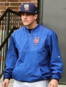 Gavin Cecchini - 1st round Mets pick in 2012