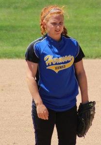 Claire Petersen (1 hit, 1 run scored)