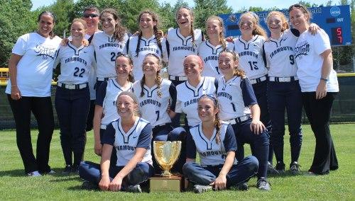 Yarmouth (2015 Maine Class B softball champions)