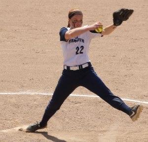 Mari Cooper (seven strikeouts)