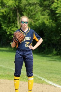 Hannah Travers had two hits for Lynnfield
