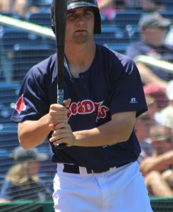 1B Sam Travis (2nd round in 2014)