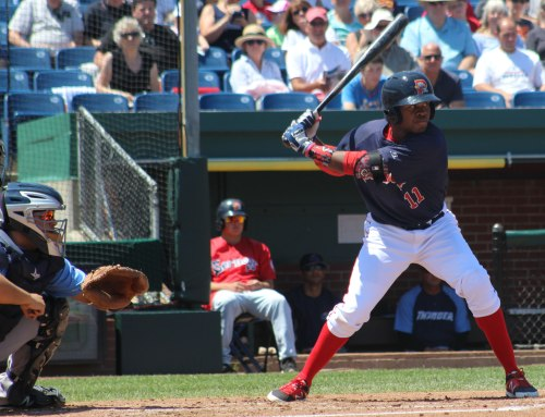 Manuel Margot (#7 Red Sox prospect)