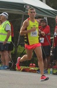 Eric McDonald 4th in 10-mile