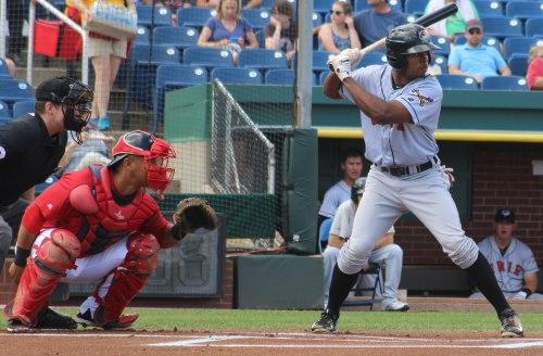 Wynton Bernard (leading base-stealer in the Eastern League)