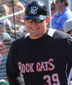 Manager Darin Everson
