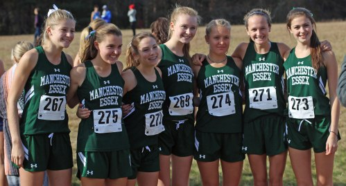 Manchester-Essex: 2015 Cape Ann League cross country champions