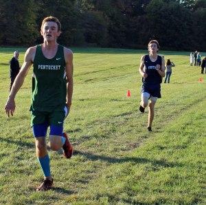 Ethan Bridgewater (3rd) & Colin Brennan (4th)