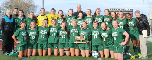 2015 Division 3 North Champions (North Reading)