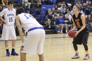 Jay Devito (13 points) hit five of six free throw attempts in overtime.