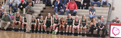 Long afternoon on the Pentucket sidelines