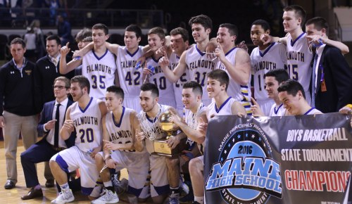 Falmouth ( 2016 Maine Class A state champs)