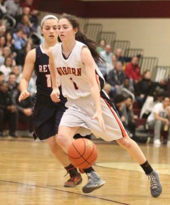 Marissa Gattuso (28 points) was the difference maker for Woburn