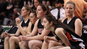 Woburn waits for the player introductions