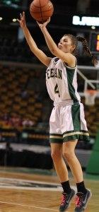 Katie Nelson jump shot