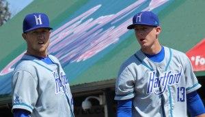 Kyle Freeland and Ryan McMahon