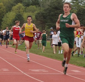 Sam Coppola (Pentucket), Jack Carleo (Newburyport) - 800 meters