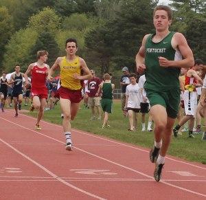 Sam Coppola (Pentucket), Jack Carleo (Newburyport) - 800 meters