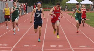 Daniel Allara (Hamilton-Wenham), Fred Halloran (Amesbury) - 400 meters