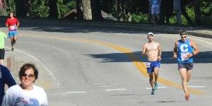 Silas Eastman leads Chris Garvin