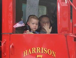 Harrison 7 riders