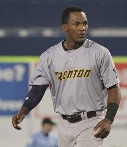 Miguel Andujar is the Yankees' #8 prospect