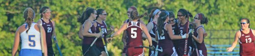 Elizabeth Brown (2) scored the OT game-winner for Greely