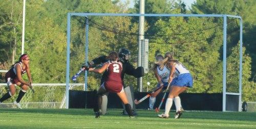 Elizabeth Brown's game-winning shot