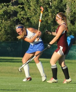 What scares me about field hockey