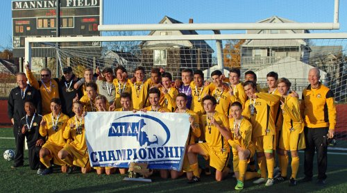 Nauset wins Division 2 state title