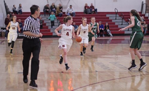 Newburyport used its speed to get layups